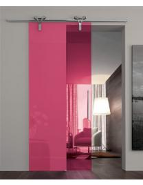 fuchsia glass V2-63
